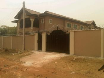 Standard New 4 Flats of 3 Bedrooms with Jacuzzi Bathroom, Off Lucky Igbinedion Way, Ikpoba Hill, Close to Henson Demonstration, Benin, Oredo, Edo, House for Sale