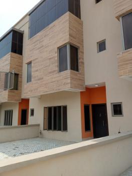 Newly Built Serviced 4 Bedroom Duplex with Boys Quarter, Ikota Villa, Ikota, Lekki, Lagos, Detached Duplex for Rent