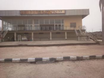 Warehouse with Large Expanse of Land, Property Within Owode Estate, Apata, Ibadan, Oyo State, Apata, Ibadan, Oyo, Warehouse for Rent