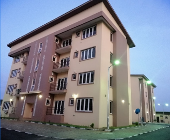 Nicely Built 2 Bedroom Apartments, Ghali Nabba Crescent., Wuye, Abuja, Block of Flats for Sale