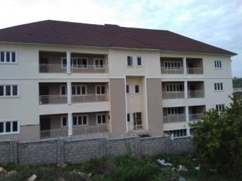 3 Bedroom Flat with 2 Parlours, Spacious All Rooms Ensuite, Close to Magistrate Court, Life Camp, Gwarinpa, Abuja, Mini Flat for Rent