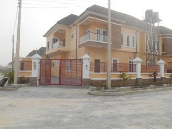 Spacious Well Built 4 Bedroom Semi Detached Duplex, White Oaks Estate, Ologolo, Lekki, Lagos, Semi-detached Duplex for Sale