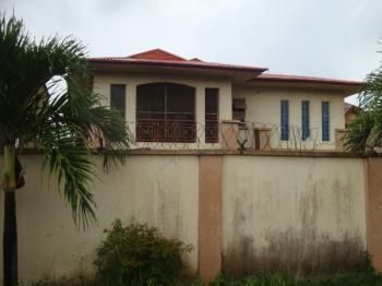 2 No 3 Bedroom Flats + 1 Room Bq, Otunba Joakim Street, Ago Palace, Isolo, Lagos, Block of Flats for Sale