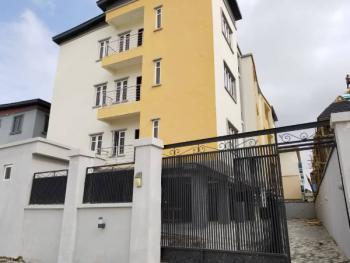 Brand New Serviced 3-bedroom Flat with Bq, Lafiaji, Lekki, Lagos, Flat for Rent