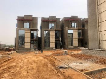 4 Bedroom Terraced Duplex, Dawaki Junction, Dutse, Abuja, Terraced Duplex for Sale