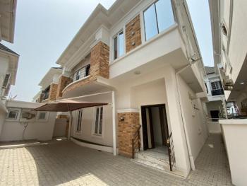 Brand New 5-bedroom Fully-detached House with Bq, Off Orchid Hotel Road, Lekki, Lekki, Lagos, Detached Duplex for Rent