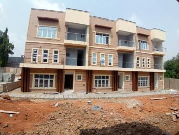 Brand New 5 Bedroom Terraced Duplex with Bq, Utako, By Chida Hotel, Utako, Abuja, Terraced Duplex for Sale