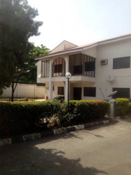 Luxury 4 Bedroom Duplex with 2rooms Bq, Maitama District, Abuja, Semi-detached Duplex for Rent