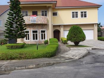 Luxury 5 Bedrooms Detached House with a Maids Room and Garage, Nicon Town Estate, Lekki Expressway, Lekki, Lagos, Detached Duplex for Rent