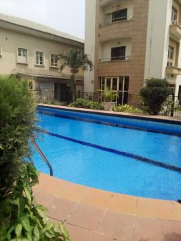Deluxe 3bedroom Flat +1rm Bq, Upstairs, Swimming Pool, Shonibare Estate, Maryland, Maryland, Lagos, Flat for Rent