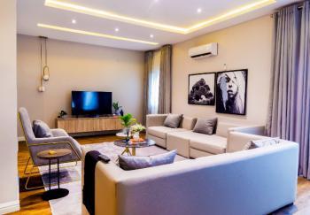 Aesthetic 4 Bedroom Terrace with Great Facilities, Gbangbala Street, Eti-osa, Ikate Elegushi, Lekki, Lagos, Terraced Duplex Short Let