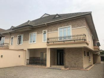 Brand New, Very Spacious 5 Bedroom Semi Detached Duplex with Bq, Lekki Phase 1, Lekki, Lagos, Semi-detached Duplex for Sale