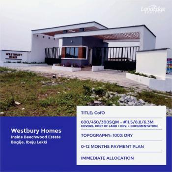 Land, Inside Beechwood Estate, Bogije, Ibeju Lekki, Lagos, Residential Land for Sale