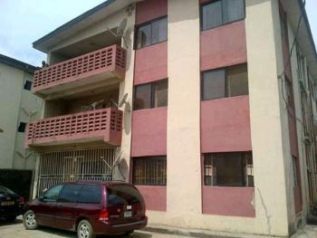 Standard Block of 6 Flat 3 Bedroom with 12 Shops, By Ago Palace Way, Isolo, Lagos, House for Sale