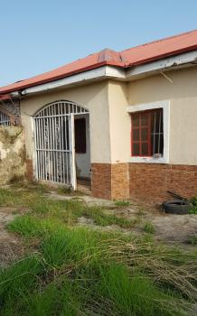 2 Bedroom Semi Detached Bungalow with Own Compound, Abia Street, Trademore Estate, Lugbe District, Abuja, Semi-detached Bungalow for Sale
