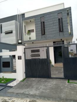 Contemporal New Property, Lafiaji, Lekki, Lagos, Semi-detached Duplex for Sale