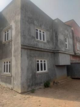 a Twin 4 Bedroom Duplex, Adeoni Estate, Ojodu, Lagos, Semi-detached Duplex for Sale