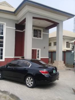 5 Bedroom Duplex + Bq, Madam Cellular Estate, Agungi, Ibeju, Lagos, Detached Duplex for Sale