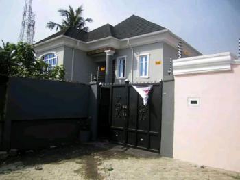 Nice 3 Bedroom Duplex with Bq, Gowon Estate, Egbeda, Alimosho, Lagos, Detached Duplex for Sale
