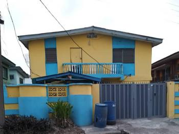 a Block of 4 Units of 3 Bedroom Flat Sitting on 600sqm Land, Ilupeju Estate, Ilupeju, Lagos, Block of Flats for Sale
