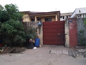 a Block of 5 Bedroom Semi-detached Duplex with 3 and 2 Bedroom Flats, Ilupeju Estate, Ilupeju, Lagos, Semi-detached Duplex for Sale