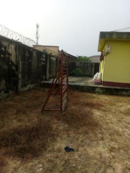 Two Bedroom Flat on One  Fenced Plot of Land, Paseda Area, Ologufe Bus Stop, Awoyaya, Ibeju Lekki, Lagos, Residential Land for Sale