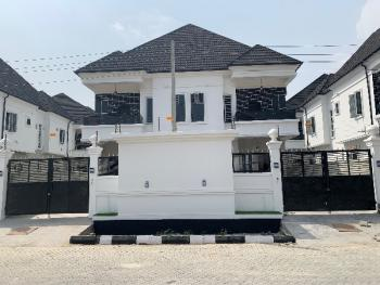 Brand New Luxuriously Finished 4 Bedroom Semi Detached House with B/q, Osapa, Lekki, Lagos, Semi-detached Duplex for Sale