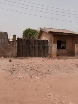 4 Units of 1 Bedroom, Shop and a Self Contained, Arab Road, Kubwa, Abuja, Block of Flats for Sale