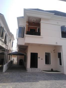 Brand New 4 Bedroom Semi Detached Duplex with Fitted Kitchen, Grace Court at Ocean Breez Estate, Ologolo, Lekki, Lagos, Semi-detached Duplex for Sale