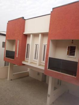 Luxury 4 Bedroom Duplex with Bq, Orchid Hotel Road By Chevron, Lafiaji, Lekki, Lagos, Terraced Duplex for Rent