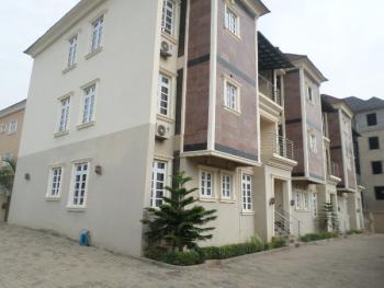4 Bedrooms 2 Sitting Room 3 Units, Jabi, Abuja, Terraced Duplex for Sale