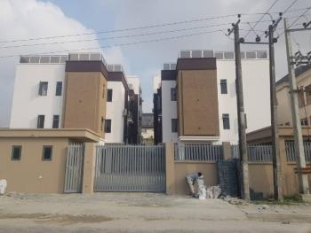 Exquisitely Finished 3 Bedroom Apartment with Bq, Marwa, Lekki, Lagos, Flat for Rent