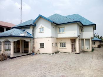 a Modern and Massive 8 Bedroom Duplex with 3 Parlors 4 Rooms, Rumuokwuota, Port Harcourt, Rivers, Semi-detached Duplex for Sale