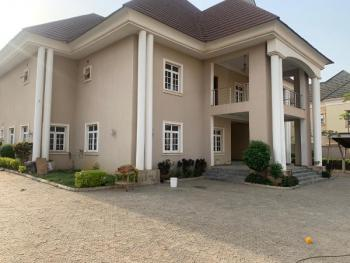 New 6-bedroom Duplex with 3 Bedrooms Bq and Swimming Pool, Hassan Kasina Street, Asokoro District, Abuja, Detached Duplex for Rent