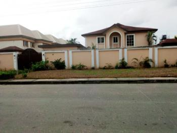 a Luxury 4bedroom Fully Detached Bungalow with 2-rooms Bq, Royal Palm Drive, Osborne Foreshore Phase 2, Osborne, Ikoyi, Lagos, Detached Bungalow for Rent