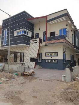 Tastefully Built 5 Bedroom Detached Smart Home +1 Room Bq, Buene Vista Estate. Chevron, Lafiaji, Lekki, Lagos, Detached Duplex for Sale