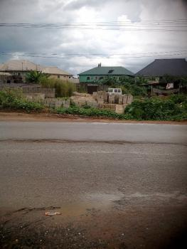 4 Plots of Land in a Serene Location, Along Ph Road By Ibariogwa, New Owerri, Owerri, Imo, Commercial Land for Sale