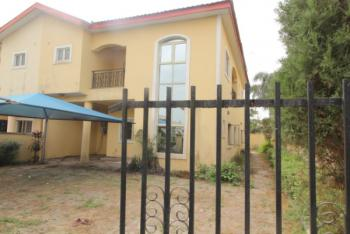 4 Bedroom Semi-detached House with a Room Bq, Crown Estate, Sangotedo, Ajah, Lagos, Semi-detached Duplex for Sale