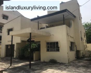 Fully Detached 6 Bed House 2 Room Bq, Off Osbourne Road, Old Ikoyi, Ikoyi, Lagos, Detached Duplex for Rent