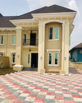 Humongous 6 Bedroom Luxury Duplex with Bq, Pinnock Beach Estate By Jakande Shoprite Circle Mall, Jakande, Lekki, Lagos, Semi-detached Duplex for Rent
