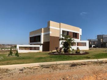 Luxury 4 Bedroom Duplex with Bq, Jabi, Abuja, Semi-detached Duplex for Sale