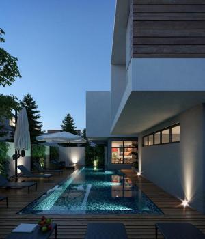 Luxury 7 Bedroom Villa with Bq in a Serene Environment, Jabi, Abuja, Detached Duplex for Sale