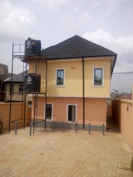 One Bedroom Duplex. New House, Oke Afa, Magboro Before Mfm Prayer City Off Lagos Ibadan Express Way,, Magboro, Ogun, Semi-detached Duplex for Rent