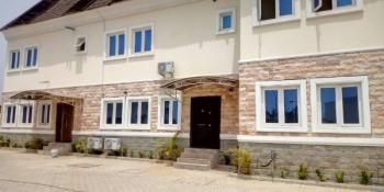 Top Notch  4bedroom Terraced House with a Room Bq, Jabi, Abuja, Terraced Duplex for Rent