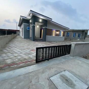 Fully Detached 3 Bedroom Bungalow, Directly Along Lekki-epe Expressway, Bogije, Ibeju Lekki, Lagos, Detached Bungalow for Sale