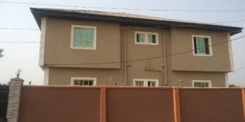 Newly Built and Well Finished 2 Bedroom Flat, Off Bayeiku Road, Igbogbo, Ikorodu, Lagos, Flat for Rent