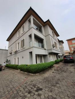Fully Furnished with Household Items 4 Bedroom Terraced with Bq, Agungi, Lekki, Lagos, Terraced Duplex for Sale