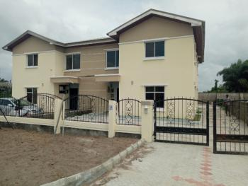 Luxury Finished 4 Bedroom Duplex All En Suite in a Serviced and Secure, Sangotedo, Ajah, Lagos, House for Sale