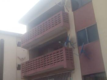 6 Nos of 3 Bedroom Flat, with 15 Shops on a Corner Piece, Off Ago Palace Way, Ejigbo, Lagos, Block of Flats for Sale