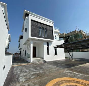 Exquisite 5 Bedroom Detached Houses, Pinnock Beach Estate, Osapa, Lekki, Lagos, Detached Duplex for Sale